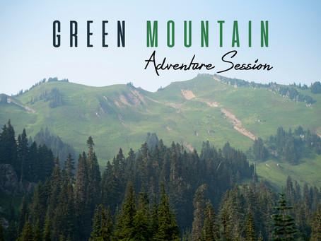 Green Mountain: Adventure Photo Session