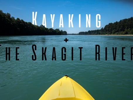 Kayaking + The Skagit River