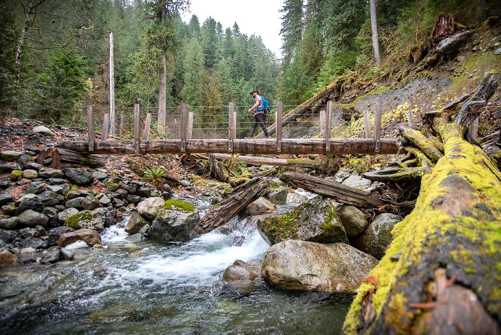 Anderson Creek Footbridge
