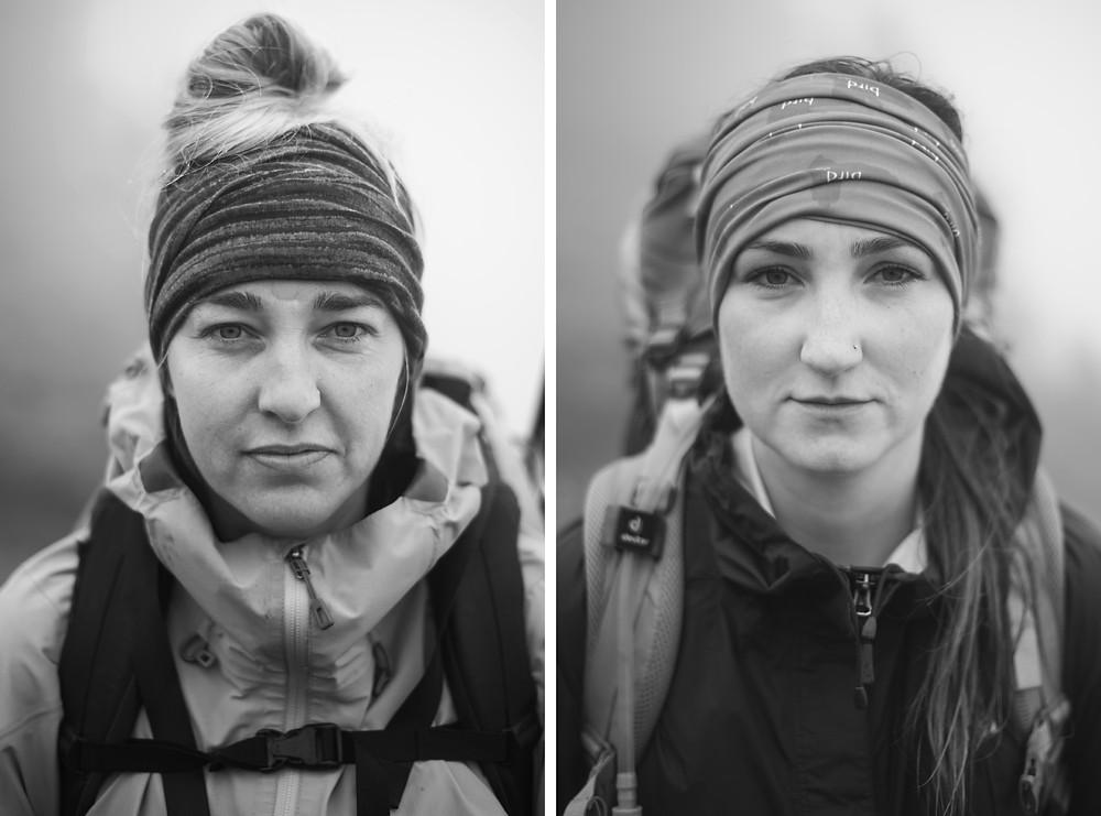 Portraits of Megan & Morgan