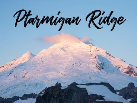 Mount Baker - Overnight Adventure Photo Session