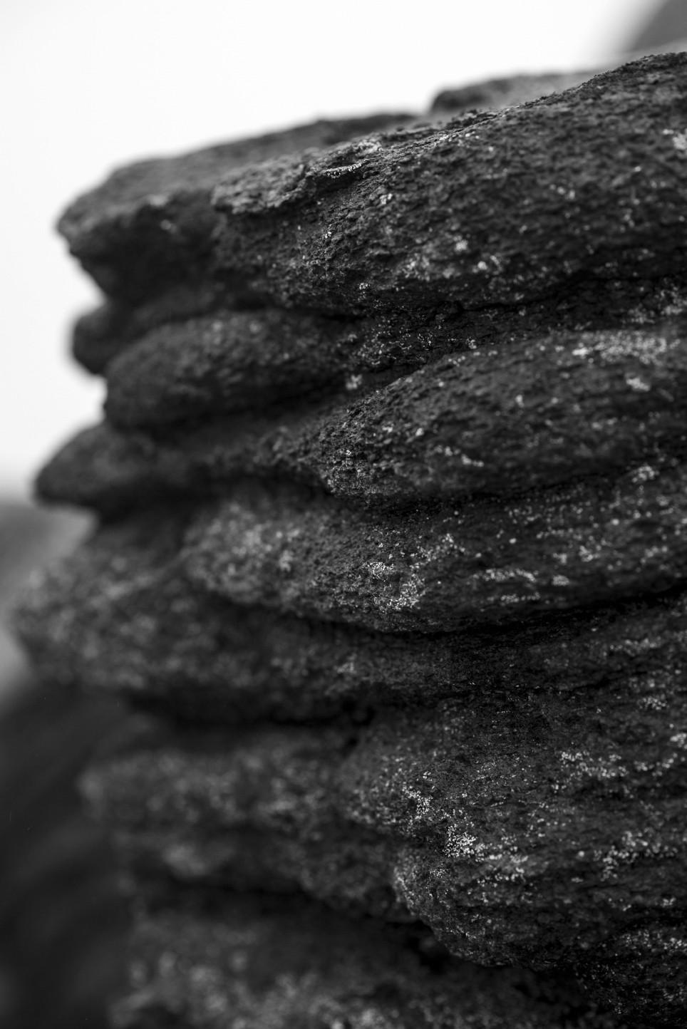 lava rock pancakes