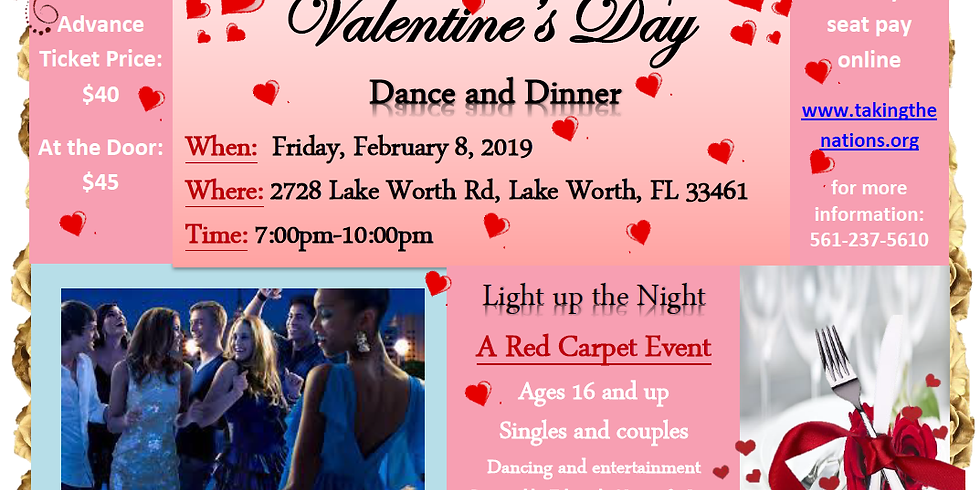 Valentine's Day Dance and Dinner