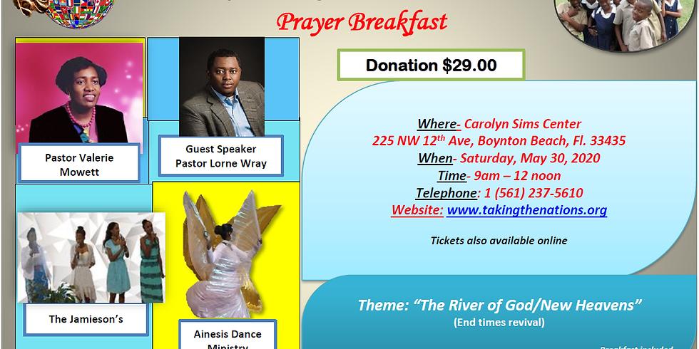 Prayer Breakfast 2020