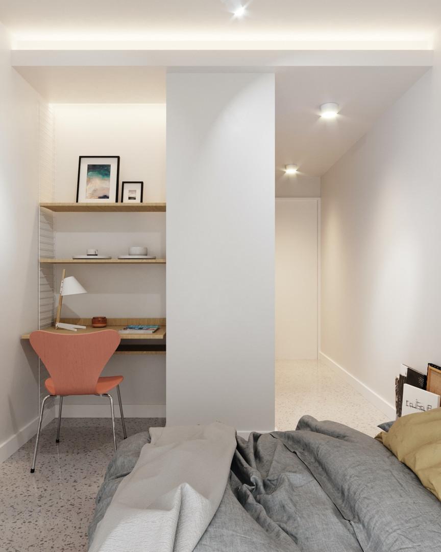 Krystal Coliving - Studio