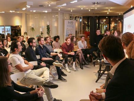 6 insights do coliving meetup em Amsterdam
