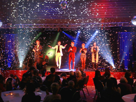 EERSTE MAGIC DINNER NIGHT GROOT SUCCES