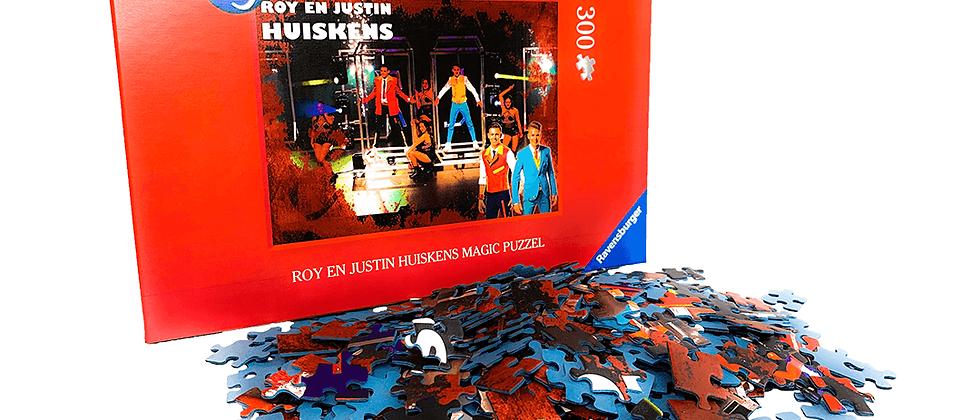 Roy en Justin Puzzel (300 stukjes)