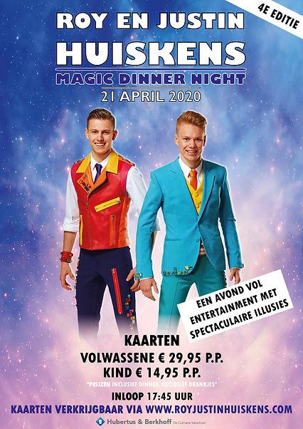 Magic Dinner Night 2020