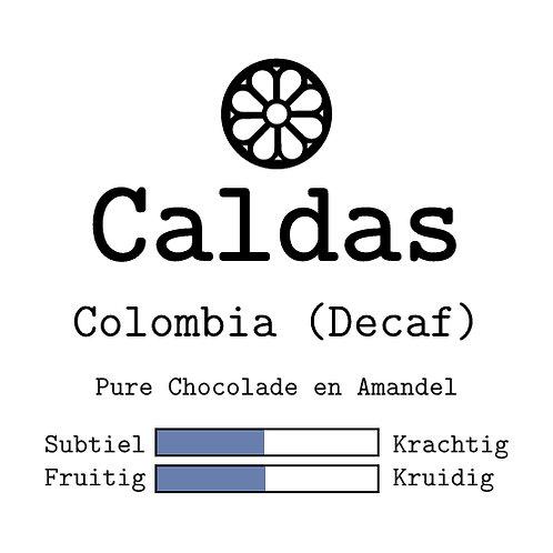 Colombia Caldas Decaf