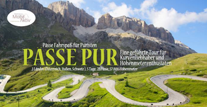 ÖSTERREICH | ITALIEN | SCHWEIZ (Pässe Pur)