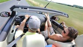 Cabrio - Sonnenstudio auf vier Rädern