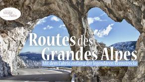 FRANKREICH | FRANZÖSISCHE ALPEN | CÔTE D'AZUR (Route des Grandes Alpes)