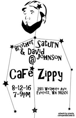 Cafe Zippy 8.12.16