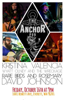The Anchor 10.16.15