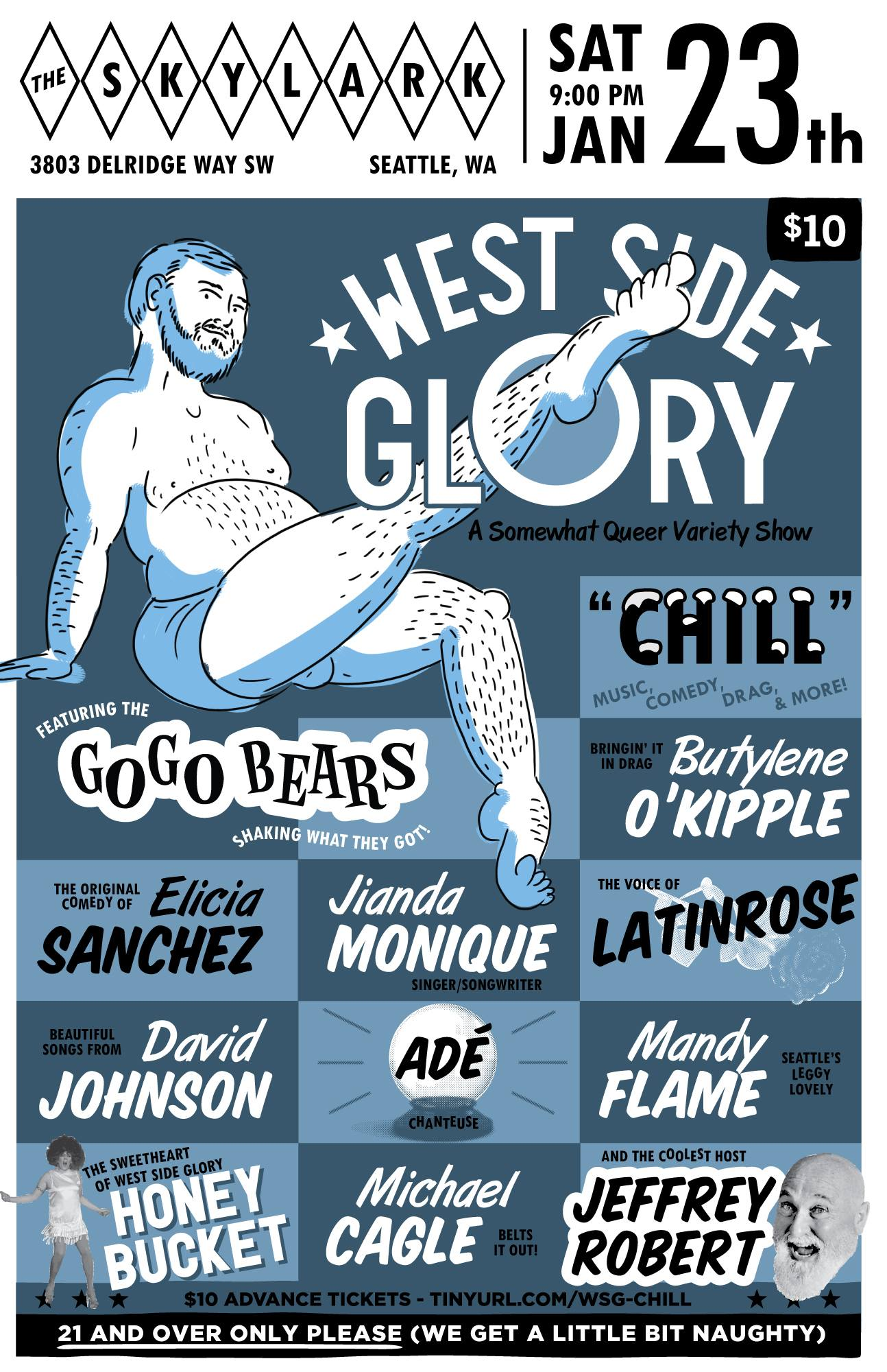 West Side Glory 1.23.16