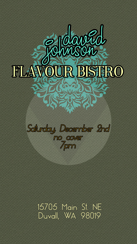 Flavour Bistro 12-2-17