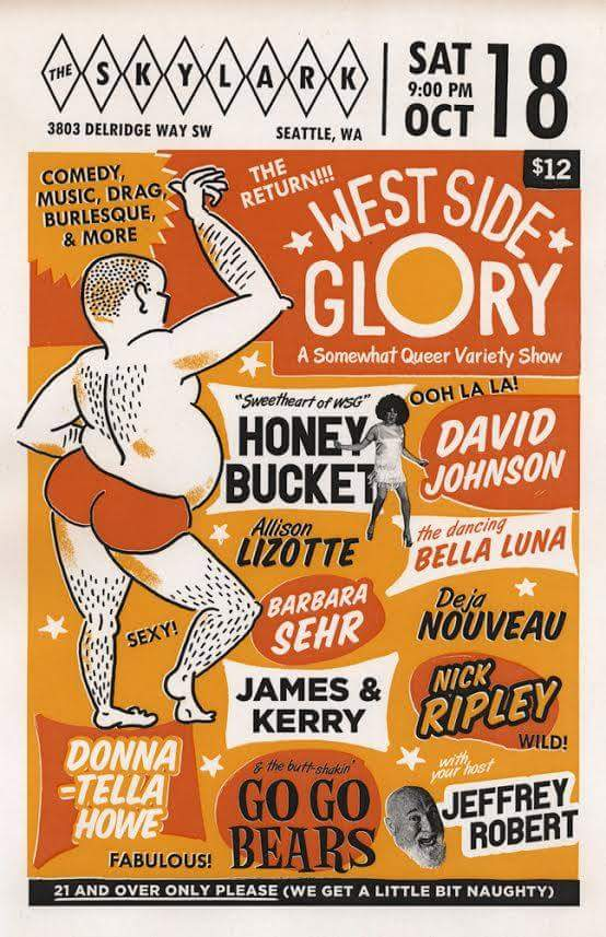 West Side Glory 10.18.14