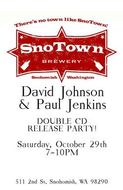 SnoTown Brewery 10.29.16