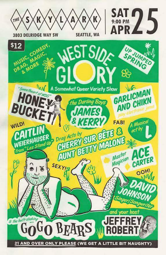 West Side Glory 4.25.15