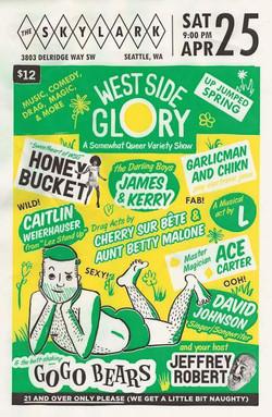 West Side Glory 4.25.15