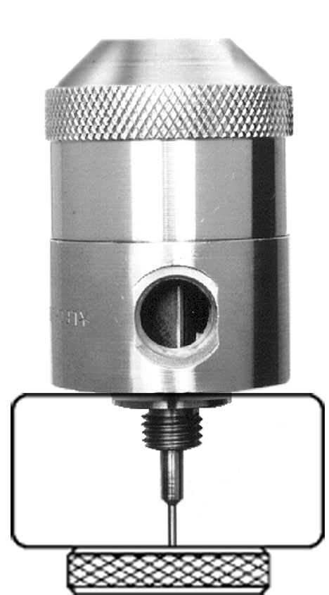 Пневматический клапан