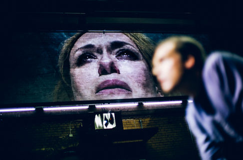 """Medea"" by Betty Nansen Teatret and Dramaten"