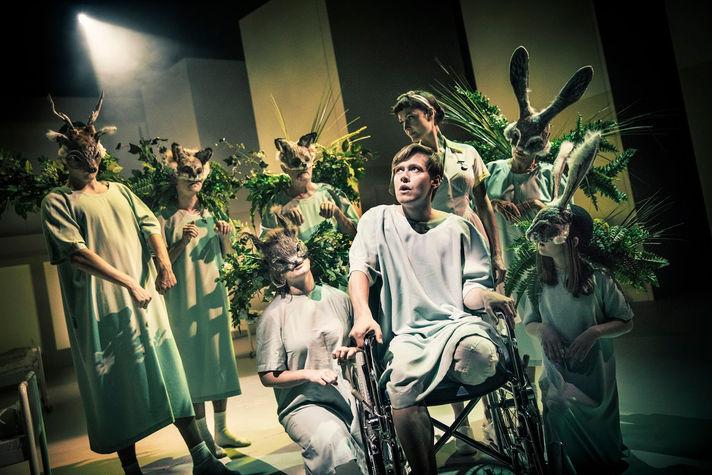 """""""Så Længe Mit Hjerte Slår"""" @ Odense Teater"""