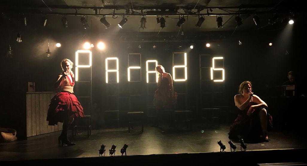 """Paradise"" by Teater Mannheim"