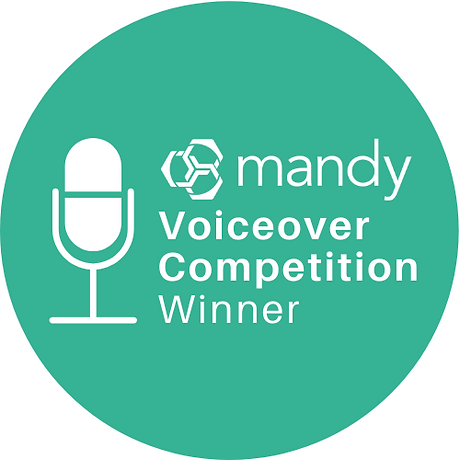 Mandy Voiceover Competition Winner graph