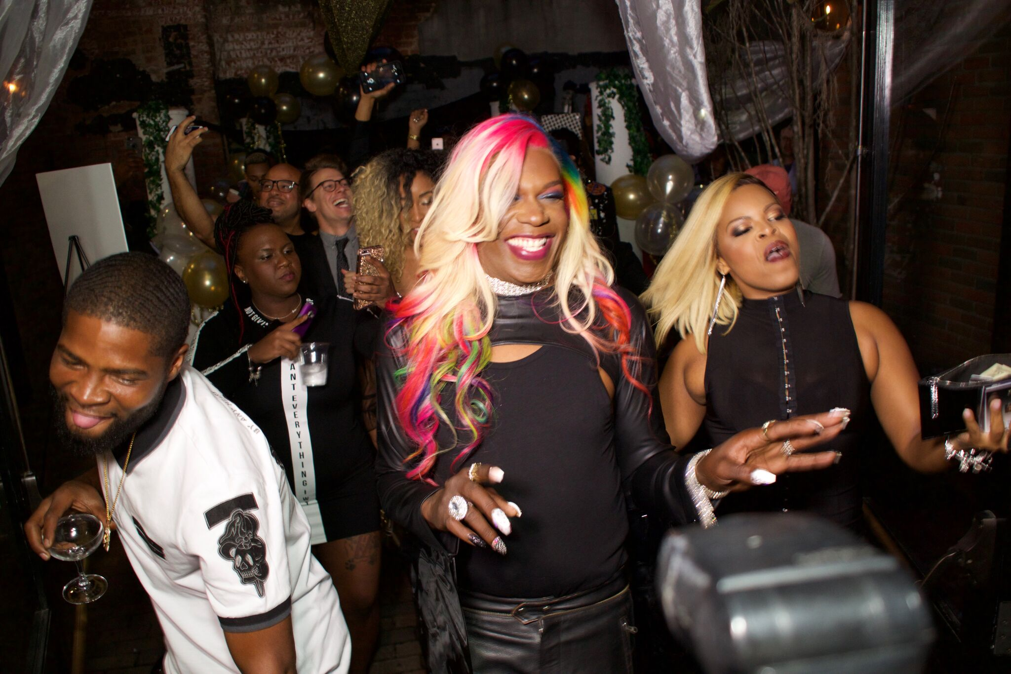 Big Freedia & FUSE Tv VIP Party