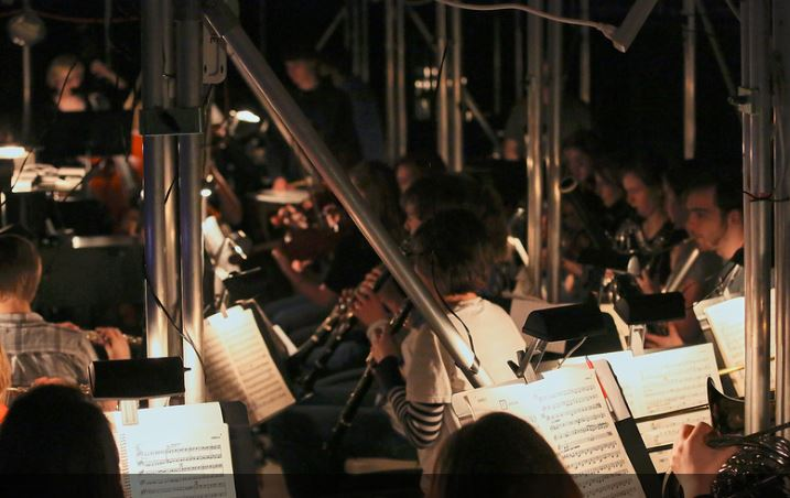 Cinderlla orchestra 2016