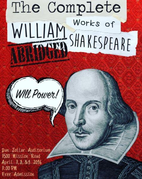 Shakespeare 2016