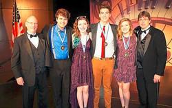 Thespian Winners 2014