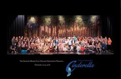 Cinderella Cast & Crew 2016