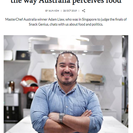 CNA Lifestyle: How one Asian man is influencing the way Australia perceives food