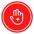 White and Red Round Fitness Logo (5).png