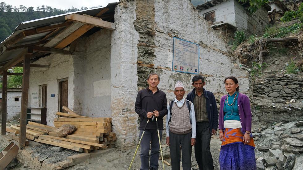 Disaster Rebuilding