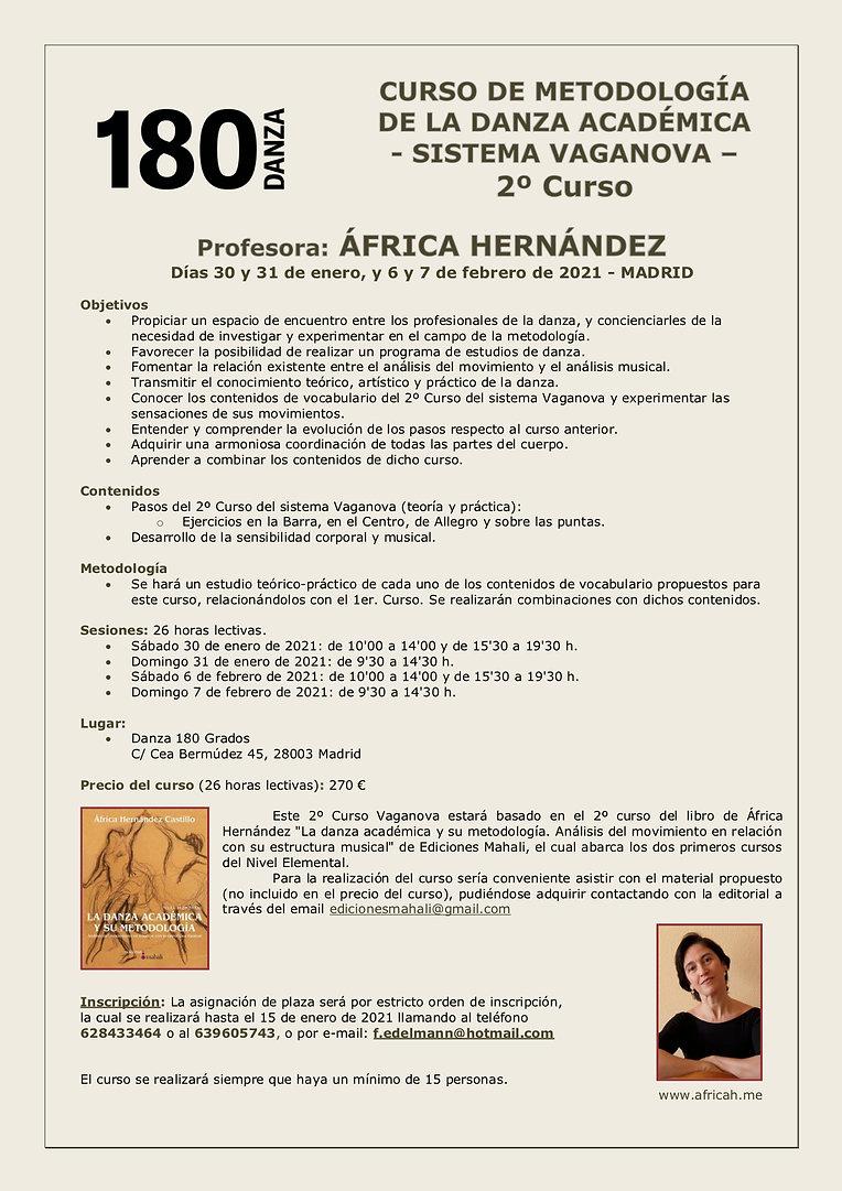 Curso Metodología por África Hernández,