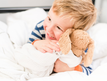 The Real Reason Your Toddler Won't Settle For Bedtime.