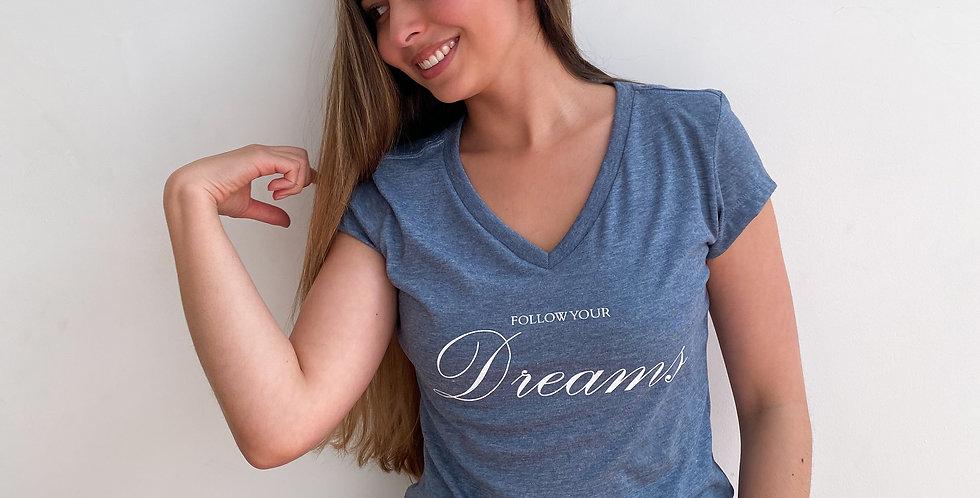 Camiseta Dreams