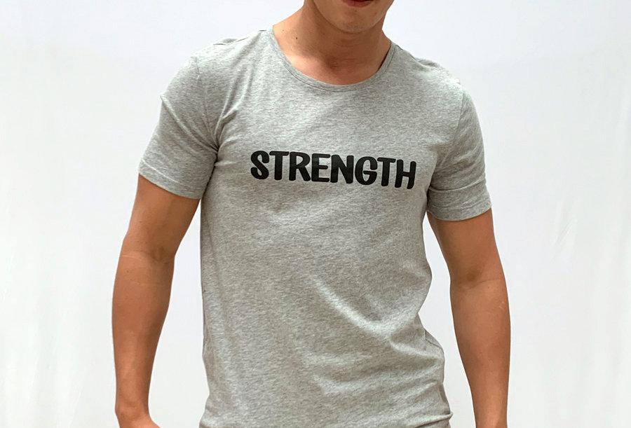 Camiseta Strength