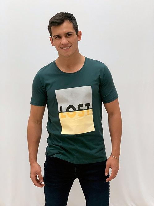Camiseta Lost