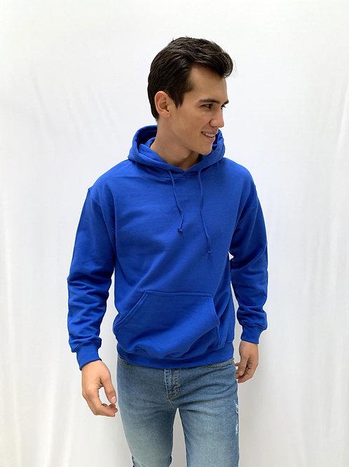 Hoodie Basic Blue