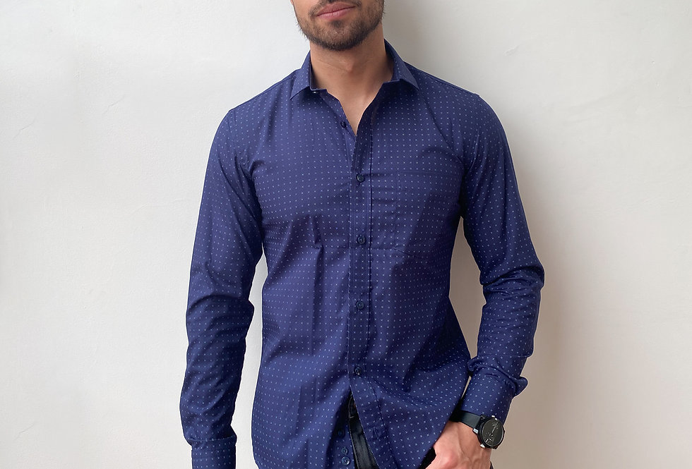 Camisa Miniprints Hopton