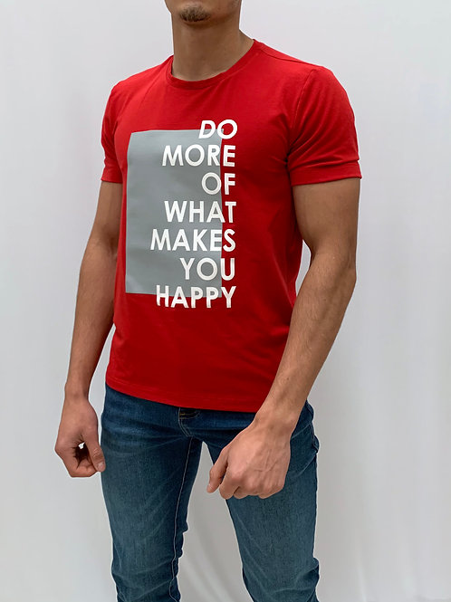 Camiseta Do More