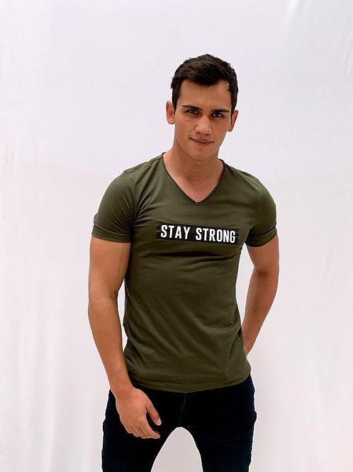 Camiseta Stay
