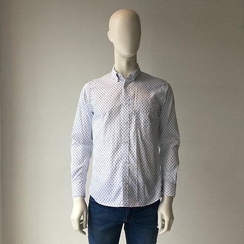 Camisa Miniprint Seaside