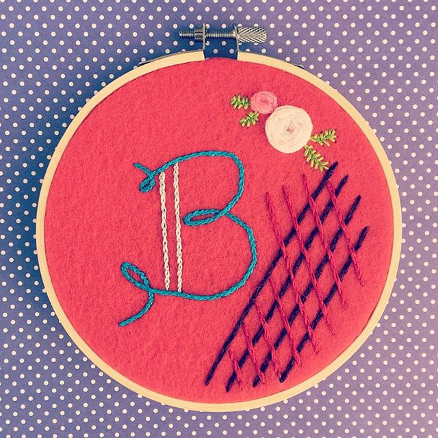Barbara embroidery