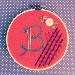 Barbara embroidery